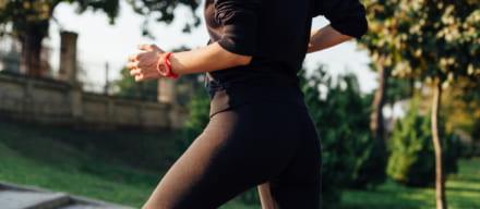 ジョギンググッズにもこだわる、オシャレで快適ランニング生活