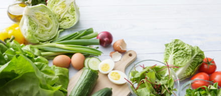 糖質制限は卵パワーでレシピも豊富。食べてダイエットを成功させよう