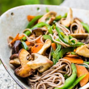 「そばでお手軽ダイエット」カロリー制限中でも安心できる簡単レシピ