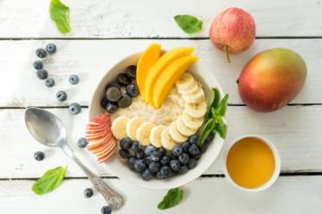 バナナを食べてダイエットしよう。栄養豊富食材で健康的に痩せるコツ