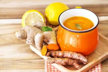 ショウガはダイエットのサポートに最適。きれいで健康に痩せよう